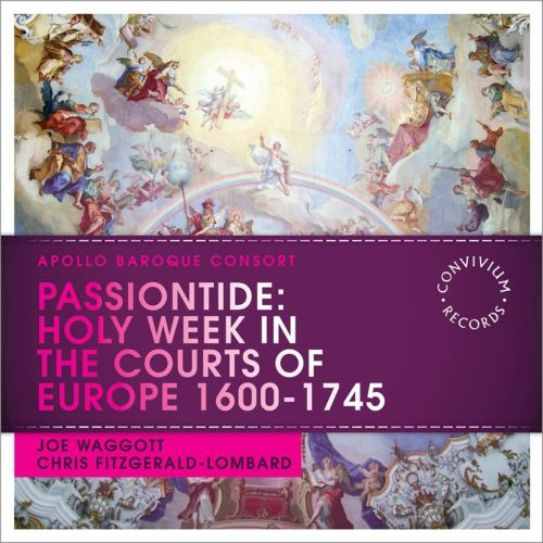 Passiontide Holy Week In The Courts Of Europe