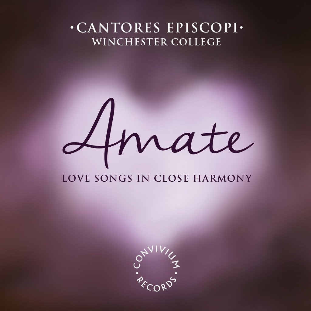 Amate Love Songs in Close Harmony