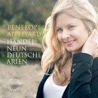 Handel - Neun Deutsche Arien