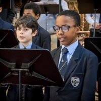 Croydon Minster Choir of Whitgift School
