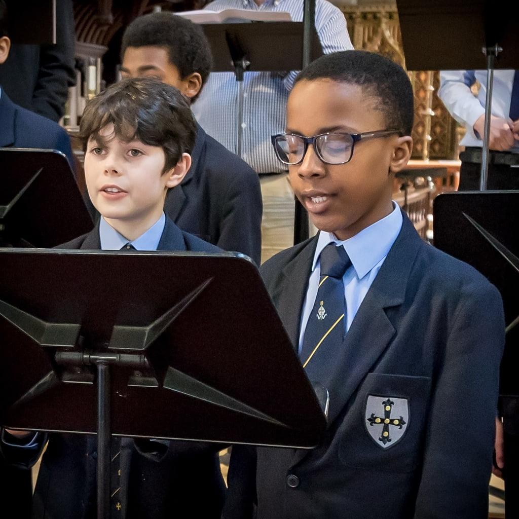 Croydon Minster Choir of Whitgift School