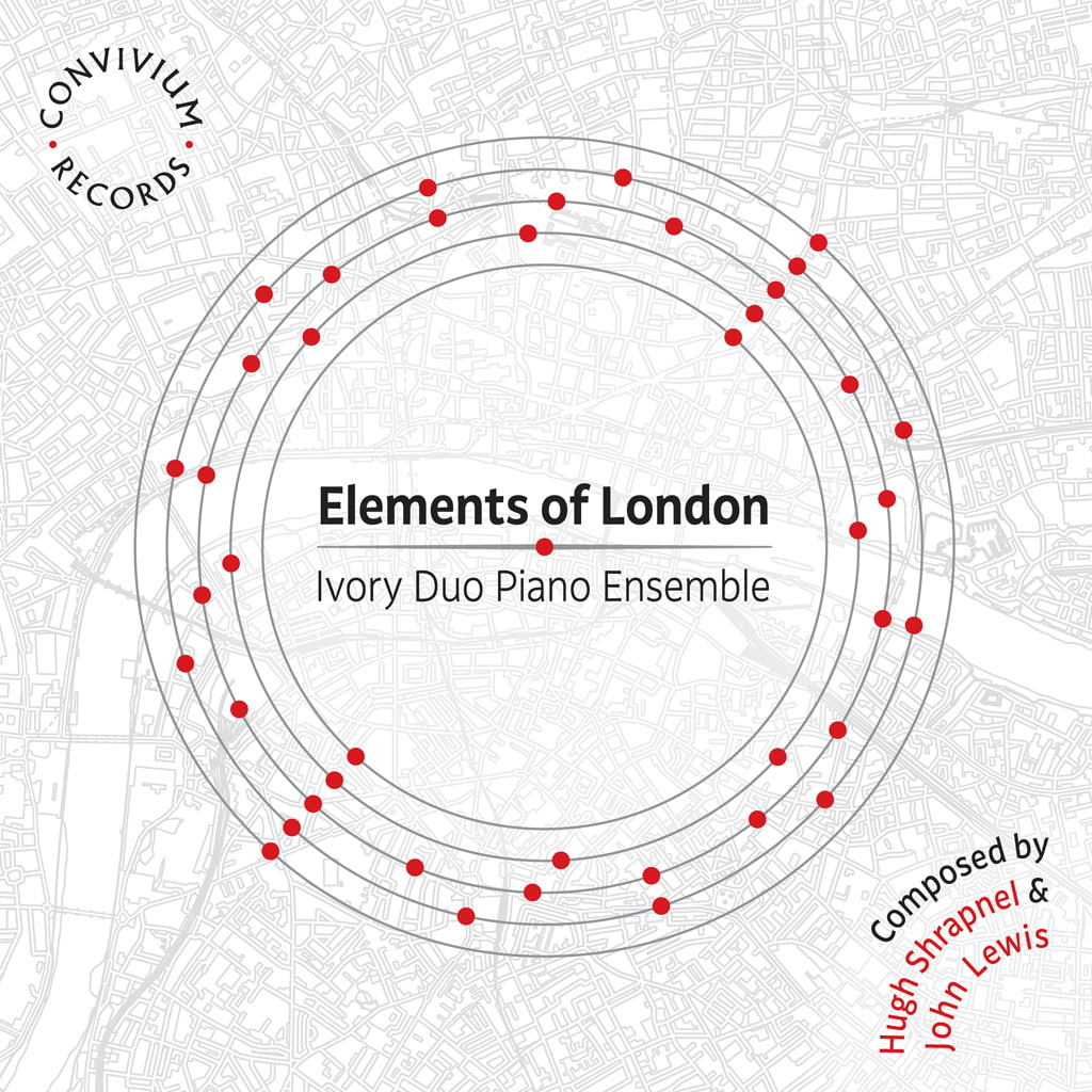 CR055 Elements Of London Cover